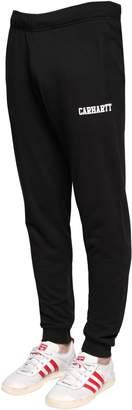 Carhartt College Logo Cotton Sweatpants