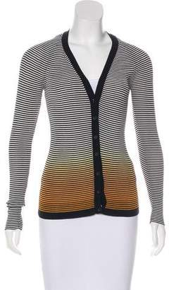 Missoni Striped Ombré Cardigan