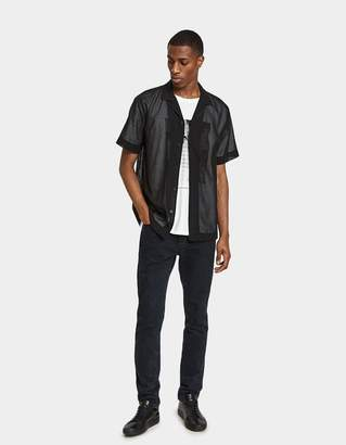 Need Francis Shirt in Black Voile
