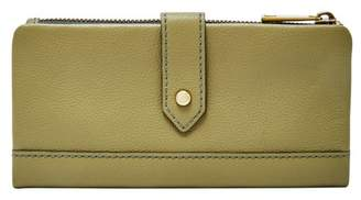 Fossil Lainie Clutch Wallet Olive