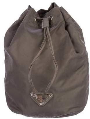 Prada Canvas Cosmetic Bag