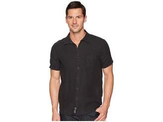 Lucky Brand One-Pocket Linen Shirt
