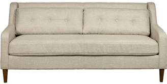 Generic Mid Century Ready to Assemble Sofa in Lunar Linen