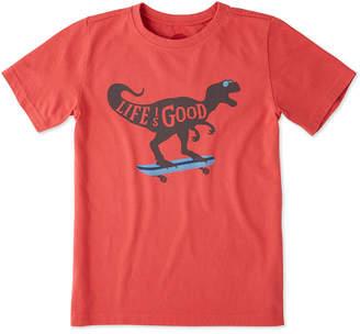 Life is Good Crusher T-Shirt