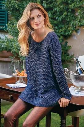 Soft Surroundings Thistle Sweater