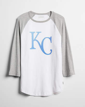 Express Kansas City Royals Baseball Tee