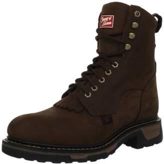 Tony Lama Men's Steel Toe Lacer TW2004 Work Boot