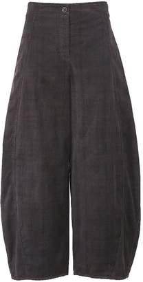 Oska Check Corduroy Vavia Trousers