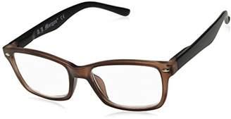 A. J. Morgan A.J. Morgan Unisex-Adult Franky - Power 3.00 54259 Rectangular Reading Glasses