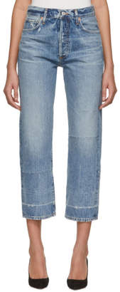 Citizens of Humanity Indigo Emery High-Rise Jeans