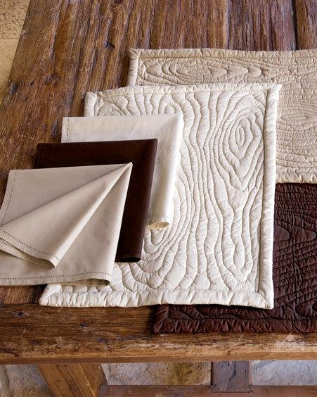 Barka Table Linens