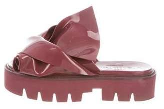 No.21 No. 21 Rubber Slide Sandals