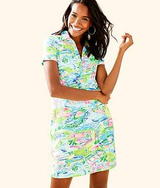 Lilly Pulitzer UPF 50+ Sadie Polo Dress