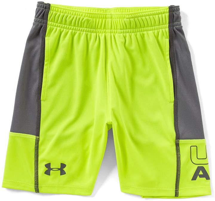 Little Boys 2T-7 Stunt Shorts