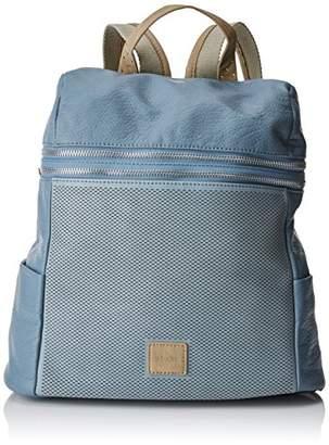 Abbacino Women's 80006 Backpack Blue