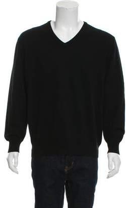 Loro Piana Cashmere V-Neck Sweater