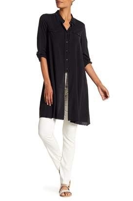 Go Silk go > by GoSilk Go Shirt Off Your Back Tunic