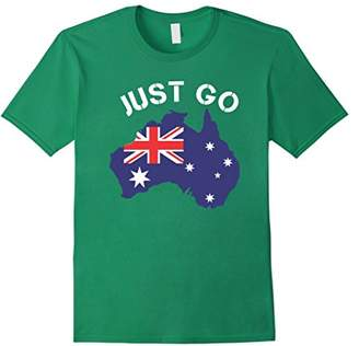 Just Go Australia - Funny Australia Shirt