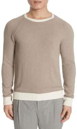 Eleventy Sponia Crewneck Sweater