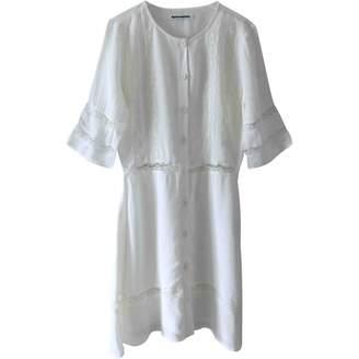 Reformation White Dress for Women
