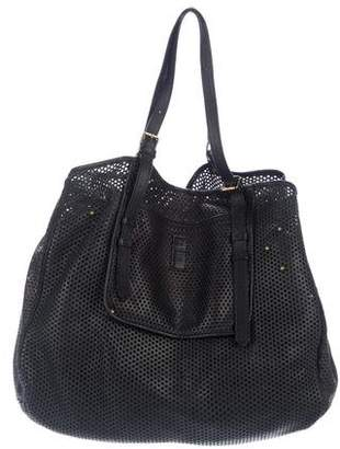 Jerome Dreyfuss Pat Leather Tote