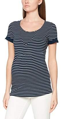 Esprit Women's Nursing Ss Yd Maternity T-Shirt,16 (Manufacturer Size: XL)