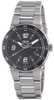 Oris Men's 4164MB Williams F1 Team Dial and Stainless Steel Case Bracelet Watch