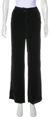 Jenni Kayne Mid-Rise Velvet Pants w/ Tags