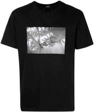No.21 グラフィック Tシャツ