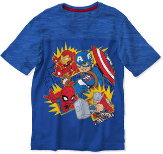 Spiderman Avengers T-Shirt-Toddler Boys
