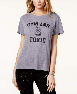 Sub Urban Riot Gym and Tonic Graphic T-Shirt
