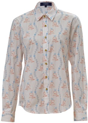Supersweet X Moumi Pepper Shirt Stripe Cookie