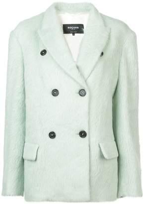 Rochas double buttoned coat
