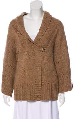 Theory Wool Knit Cardigan