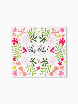 Kate Spade baby girl first year book