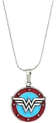 Alex and Ani Wonder Woman Logo Expandable Necklace Necklace