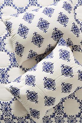 Anthropologie Artisan Quilts by Talara Shams, Set of 2