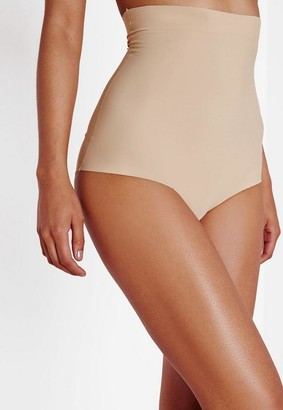 Missguided Nude Lorin Smooth Shapewear