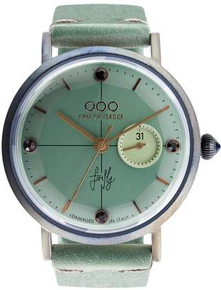Out of Order Watches - Firefly Azzurro 36 Mm