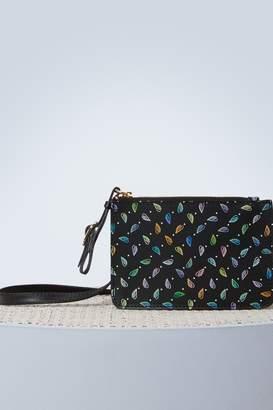 Ancient Greek Sandals Leather crossbody bag