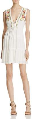 Band of Gypsies Embroidered Dress $83 thestylecure.com