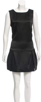 Tanya Taylor Sleeveless Mini Dress