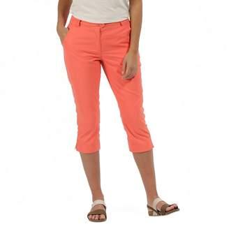 Regatta Orange'maleena' Capri Trousers