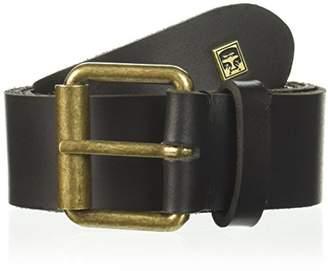 Obey Men's Vandal Leather Belt