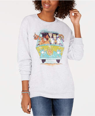 Scooby-Doo Modern Lux Juniors' Graphic Sweatshirt