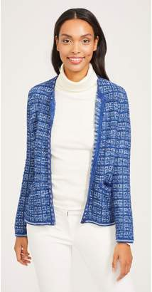 J.Mclaughlin Andre Tweed Cardigan