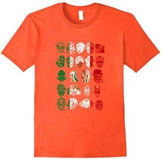 DAY Birger et Mikkelsen Of The Dead Sugar Skull T-Shirt Vintage