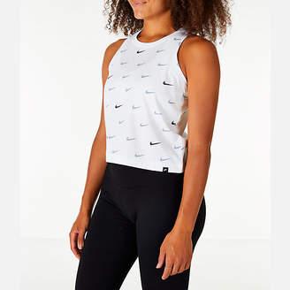 Nike Women's Sportswear Swoosh Crop Tank