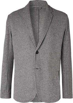 Melange Home Hamilton And Hare Grey Travel Cotton Blazer