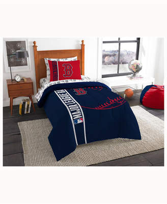 Northwest Company Boston Red Sox 5-Piece Twin Bed Set